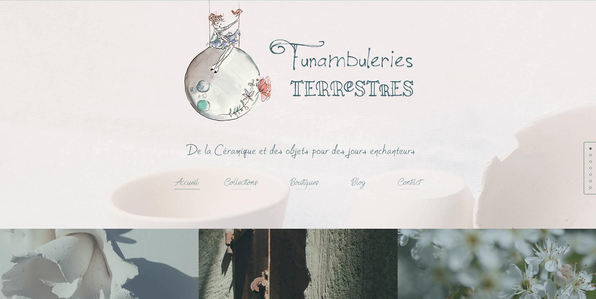 site-internet-funambuleries-terrestres-création-numérique